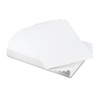 CFC-Free Polystyrene Foam Board, 20 x 30, White Surface and Core, 25/Carton, Sold as 2 Carton, 25 Each per Carton by Elmer's