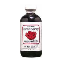 Natural Sources Concentrate,Cranberry 8 Fz 3 Pack