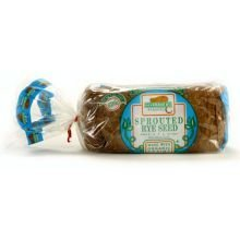 Alvarado Street Bakery Organic Sprouted Rye Seed Bread, 24 Ounce -- 6 per - Seeds Bread Caraway Rye