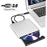 USB 3.0 External DVD Drives,VikTck Portable