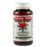 Rascal 100 Capsules - Kroeger - Herb Rascal - 100 cap, 2 Pack
