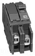 SCHNEIDER ELECTRIC Miniature Circuit Breaker 120/240-Volt 60-Amp QOU260RHP Hom Indr 225A Mlo 60/120Cir by Schneider Electric