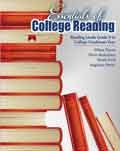 Essentials of College Reading : Reading Levels Grade 9 to College Freshman Year, Duren, Althea and Abdoulaye, Idriss, 1465207007