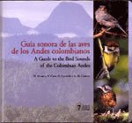 A Guide to the Bird Sounds of the Colombian Andes: Seven-CD Set by Cornell Lab of Ornithology