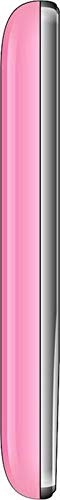 G'Five Plus 1.8 Inch Display Dual Sim Mobile Phone (Pink & Black)