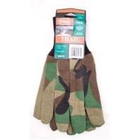 Boss Camouflage Gloves - Boss Gloves 4201CL Jersey Knit Glove