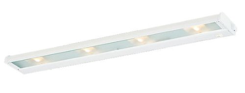 CSL Lighting  NCAX120L-32BZ Counter Attack 32IN Undercabinet Fixture with SpeedLink, Bronze Finish with Prismatic Glass (Csl Lighting Counter)