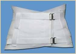 Lumbosacral with Webbing Straps Size: Large by Core Products