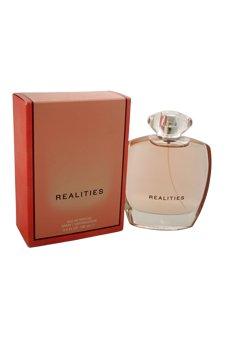 Realities new by liz claiborne eau de parfum spray 34 oz for women