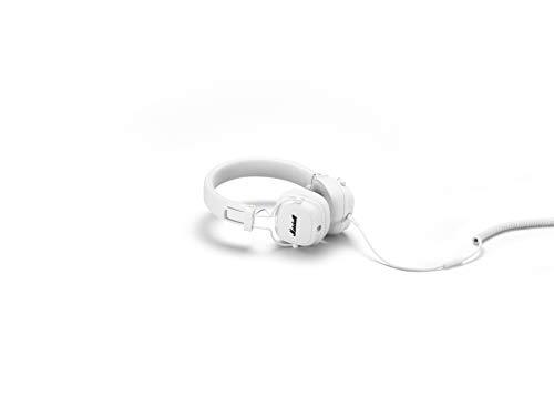 Marshall Casque Noir Ii Major Blanc Filaire Audio Intense RqCPAwR