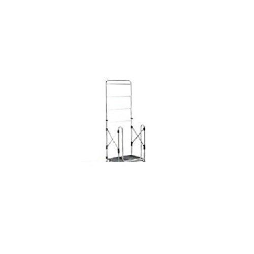 DV87185「直送」【代引不可他メーカー同梱不可】 テラモト モップ収納ラックM B00Q4G7K5C