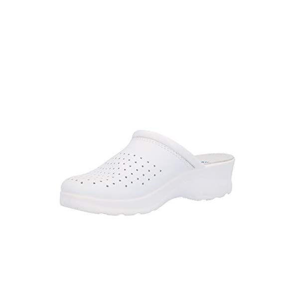 Fly Flot Ciabatte sanitarie bianco donna anatomiche 85094