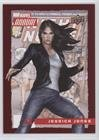 Jessica Jones  Trading Card  2016 Upper Deck Marvel Annual    Base    Red  11
