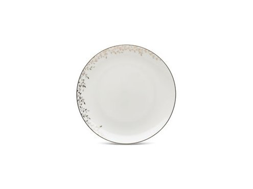 By Mikasa-Shimmer Vine Collection Bread & Butter Plate