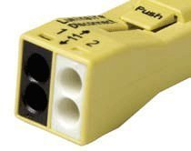 Wago 873-902 LUMI-NUTS? PUSH WIRE? Connector for Luminaire Disconnect 500 PK