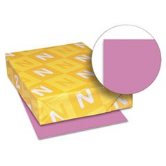 Outrageous Orchid (Astrobrights Colored Card Stock, 65 Lb, 8-1/2 X 11, Outrageous Orchid, 250 Shts By: Neenah Paper)
