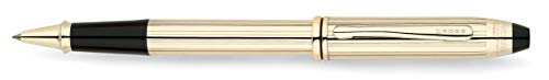- Cross Townsend 10KT Gold-Filled (Rolled Gold) Selectip Rollerball Pen