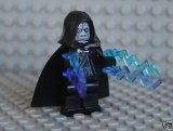 LEGO Star Wars Minifigure - Emperor Palpatine Darth Sidious (10188) (Palpatine Arrest Lego Star Wars)