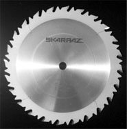 Heavy Duty Rip Blade (Skarpaz HD1212 Heavy Duty Rip Saw Blades - 12
