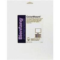 "Bienfang / Seal 16 x 20"" Color Mount, Heat Activated Print Mounting Tissue, Pack of 25."