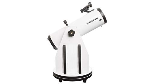 Meade Instruments LightBridge Mini 114 Telescope, White (203002)
