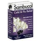 SAMBUCOL BLACK ELDERBERRY COLD&FLU, 30 TAB