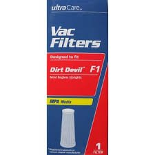 Ultracare Dirt Devil® Type F1 Dust Cup Vacuum Filter