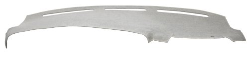 Covercraft Jeep - Dashmat Covercraft Original Dashboard Cover for Jeep Wrangler - (Premium Carpet, Gray)