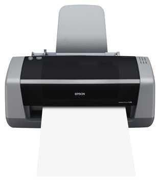 Epson Stylus C48 Impresora de inyección de Tinta Color 2880 x 1440 ...