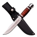 Survivor-6-Blade-with-Wood-Handle-Brown-Fixed-Blade-Knife
