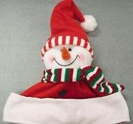 [Jacobson Hat Company Adult Stuffed Snowman Hat] (Snowman Costume Hat)