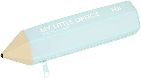 Caja de lápices lápiz gigante cierre Zip silicona la chaise longue ...