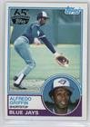 Alfredo Griffin (Baseball Card) 2016 Topps - 65th Anniversary Buybacks - Standard Black #1983-488