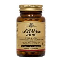 Acetyl L-Carnitine 250mg - 30 - Veg Cap 2-Pack