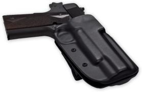 Blade-Tech OWB Holster, FNH FNX 45 TACTICAL,Black,Right Hand,Paddle HOLX000855513509