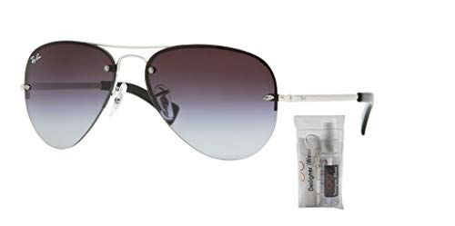 Rb3449 Gradient grey Silver Ray ban Sunglasses AqwF0T