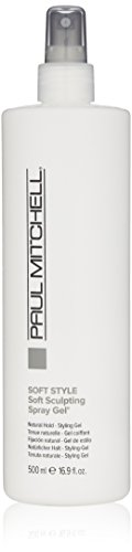- Paul Mitchell Soft Sculpting Spray Gel,16.9 Fl Oz