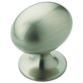 Egg Knob Cabinet 1.25 (Amerock BP53018G10 1.38