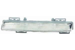 Mercedes Benz C Class Sedan C250.C300.C350 / Coupe C25.C350 12-14 Daytime Running Light Assembly LED RH USA Passenger Side