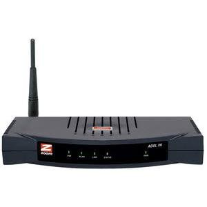 Zoom 5590-00-03 125MBPS ADSL Modem/Wireless Router