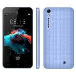 MAUBHYA [HK Stock] HOMTOM HT16, 1GB+8GB, 5.0 inch Android 6.0 MTK6580 Quad Core up to 1.3GHz, Network: 3G(Blue)