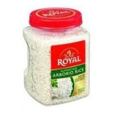 Rice Arborio -Pack of 4 by Royal