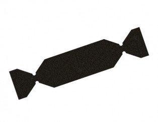 1 Rubber 3M Professional Vinyl Wrap Tool Kit 3 Felts 1 Squeegee