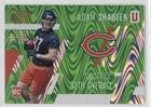 Adam Shaheen #96/499 (Football Card) 2017 Panini Unparalleled - [Base] - Lime Green #215