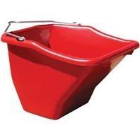 - Little Giant Plastic Better Bucket, 10-Quart, Red