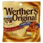 Werthers Hard Candies Sugar Free 2.75 OZ (Pack of 24)