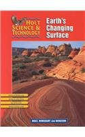 Holt Science & Technology [Short Course]: Pupil Edition [G] Earth's Changing Surface 2002