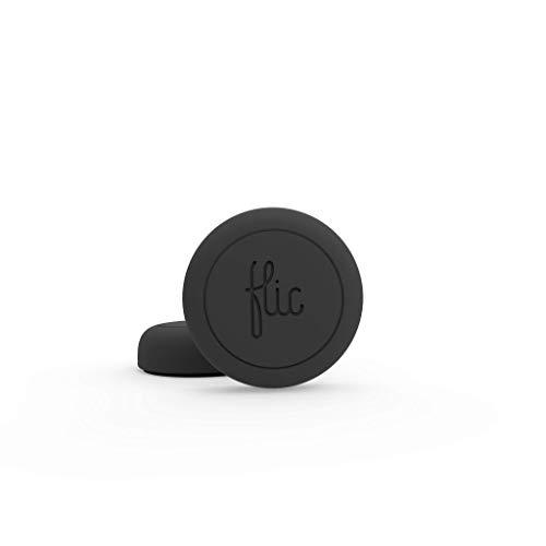 Flic-der Wireless Smart Button Steuern Sie Ihre Smart-Home-Geräte apps und Dienste auf Knopfdruck der Intelligenteste Knopf der Welt Wei/ß