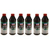 Liqui Moly BMW Automatic Transmission Fluid ATF (6 Liters) Made in Germany
