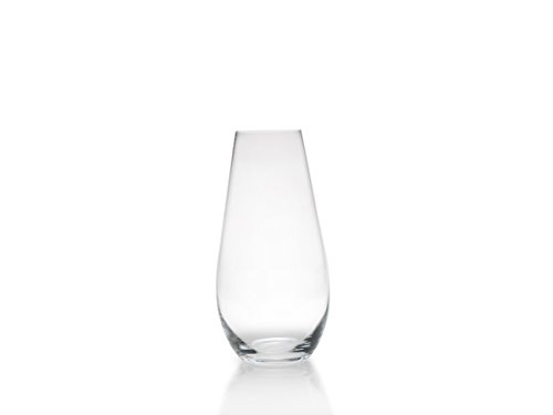 Mikasa Teardrop Vase Glass with Gift Box, (Glass Teardrop Vases)